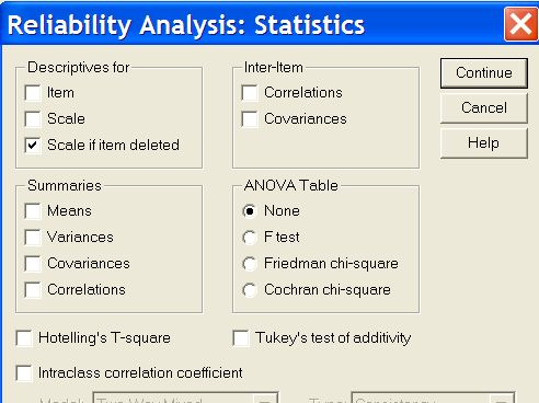Reliability research methods
